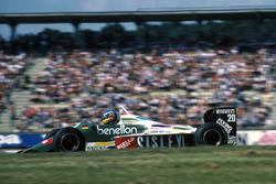 Gerhard Berger, Benetton B186