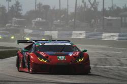 #48 Paul Miller Racing Lamborghini Huracan GT3, GTD: Madison Snow, Bryan Sellers, Bryce Miller