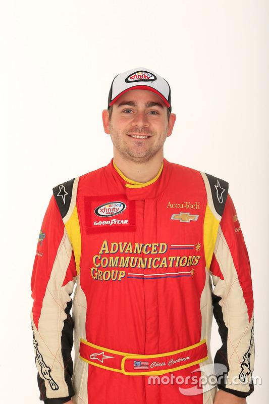 Chris Cockrum, Chevrolet