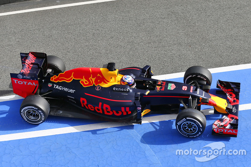 Red Bull-TAG Heuer RB12