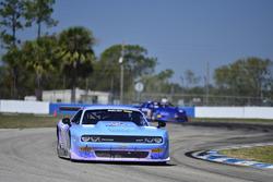 #9 TA Dodge Challenger, Jeff Hinkle of American V8 Road Racing