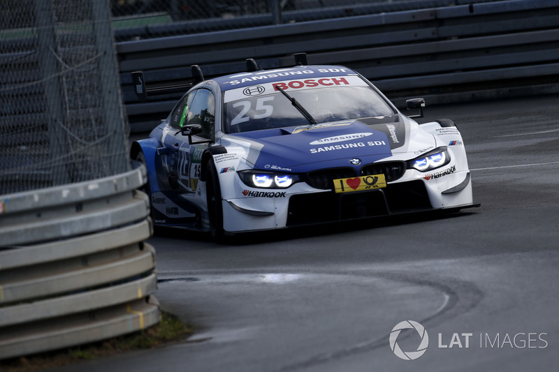 2. Philipp Eng, BMW Team RBM, BMW M4 DTM