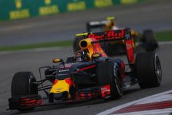 Daniil Kvyat, Red Bull Racing RB12, 3.