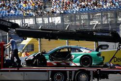 Nico Müller, Audi Sport Team Abt Sportsline, Audi RS 5 DTM tras su abandono