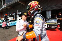 Pole position for #4 Tolman Motorsport McLaren 570S GT4: Michael O'Brien, Charlie Fagg