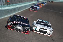 Clint Bowyer, Stewart-Haas Racing Ford, Carl Long, Motorsports Business Management, Eureka Chevrolet SS