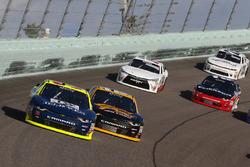 Brandon Jones, Richard Childress Racing Chevrolet and Brendan Gaughan, Richard Childress Racing Chevrolet