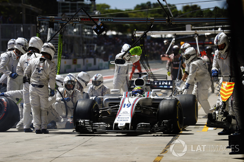 Felipe Massa, Williams: 5