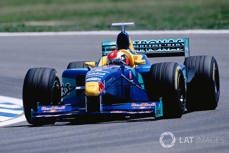 Johnny Herbert, Sauber C17