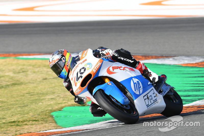 Hector Barbera, Pons Team