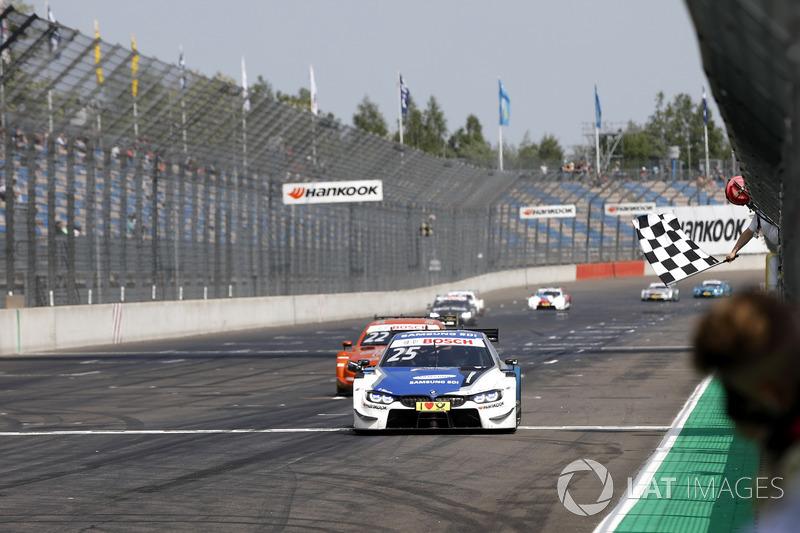 1. Philipp Eng, BMW Team RBM, BMW M4 DTM