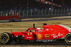 Переможець Себастьян Феттель, Ferrari SF71H