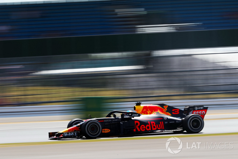 14º Daniel Ricciardo, Red Bull Racing RB14 (524 vueltas)