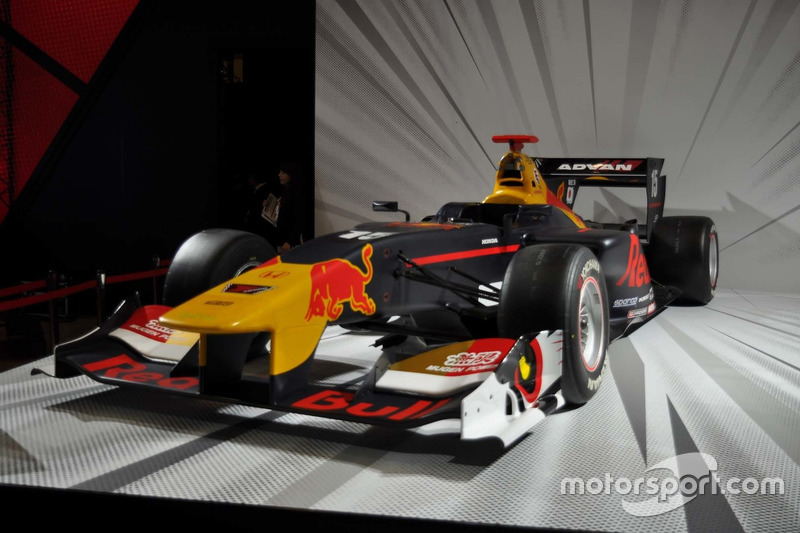#15 Dallara SF14 Mugen, Pierre Gasly