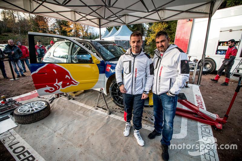 Sébastien Loeb, Daniel Elena
