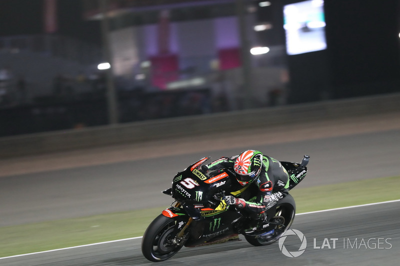 8. Жоанн Зарко, Monster Yamaha Tech 3 - 8 очок