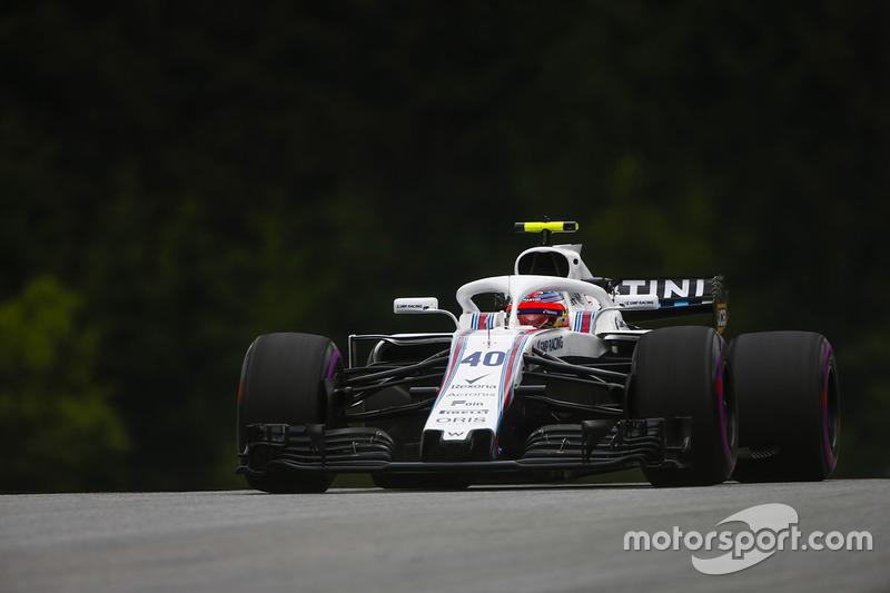 21. Robert Kubica, Williams FW41
