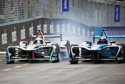 Mitch Evans, Jaguar Racing & Sébastien Buemi, Renault e.Dams