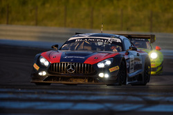 #35 SMP Racing by AKKA ASP Mercedes-AMG GT3: Vitaly Petrov, Denis Bulatov, Michael Meadows