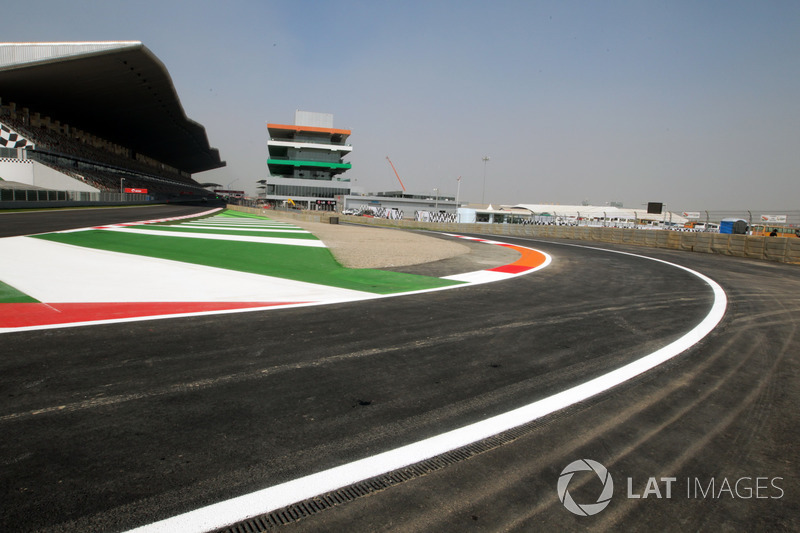 Buddh International Circuit - India