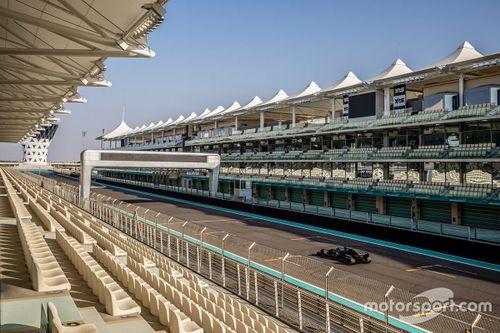 Essais d'Alonso et Renault à Abu Dhabi