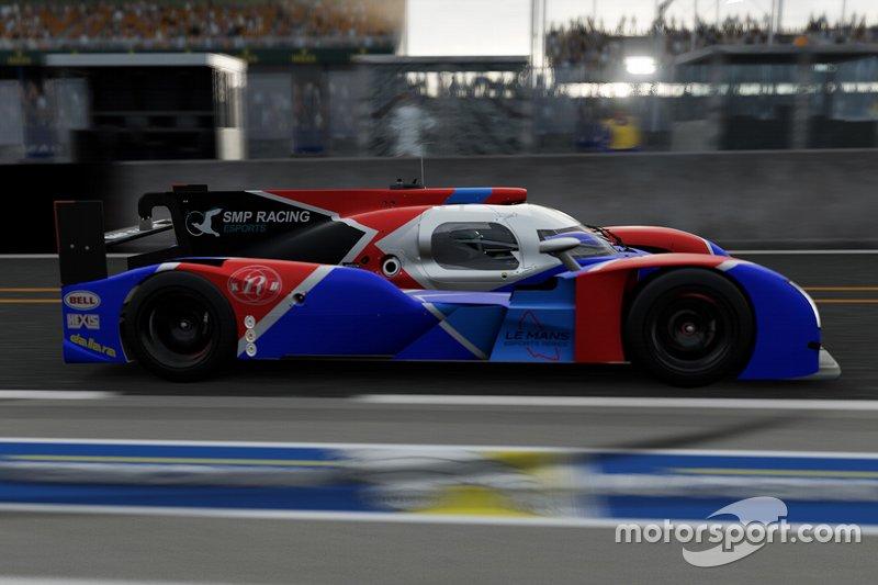 Le Mans Esports Series Super Final