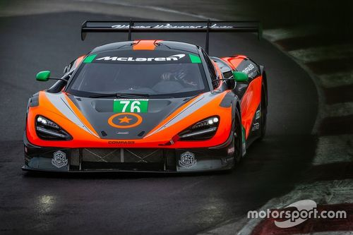 Compass Racing McLaren announcement