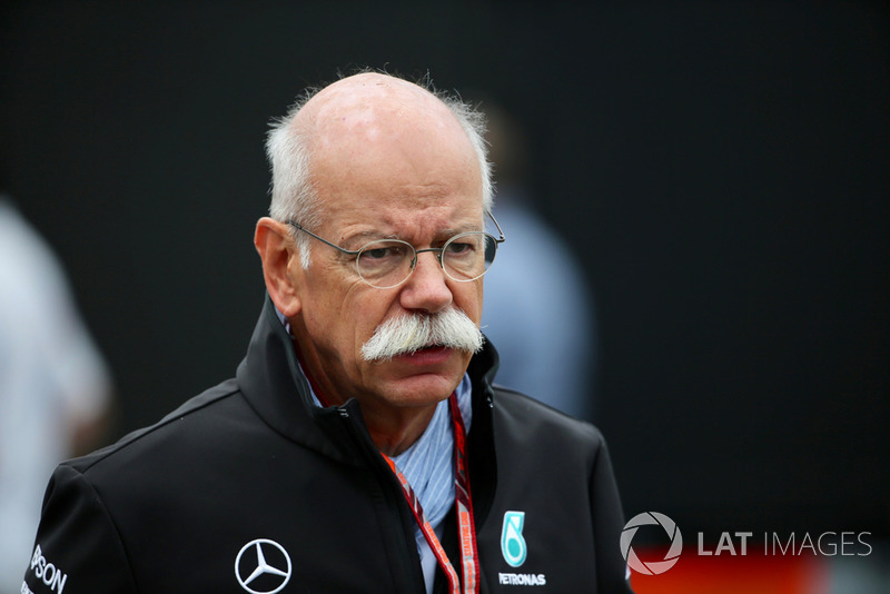 Dr. Dieter Zetsche, CEO Daimler AG