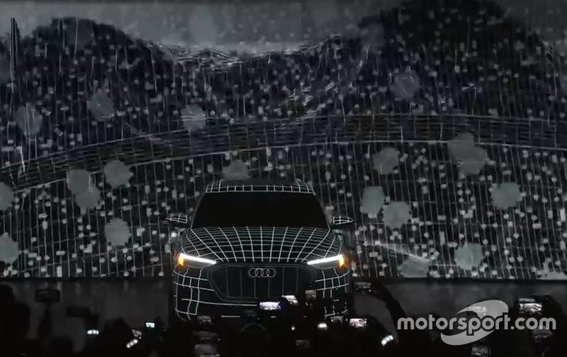 Презентація Audi e-tron