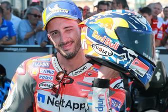 Nummer twee Andrea Dovizioso, Ducati Team