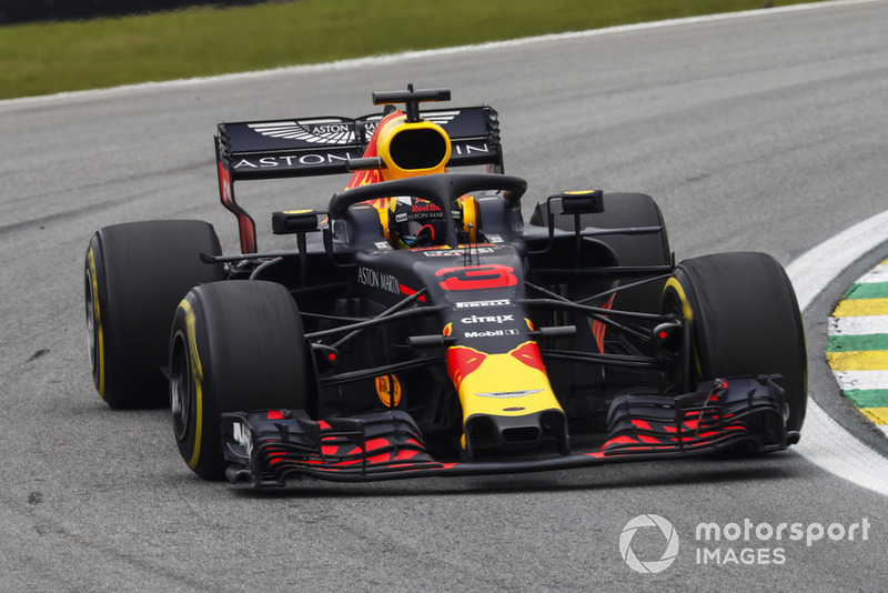 11. Daniel Ricciardo, Red Bull Racing RB14