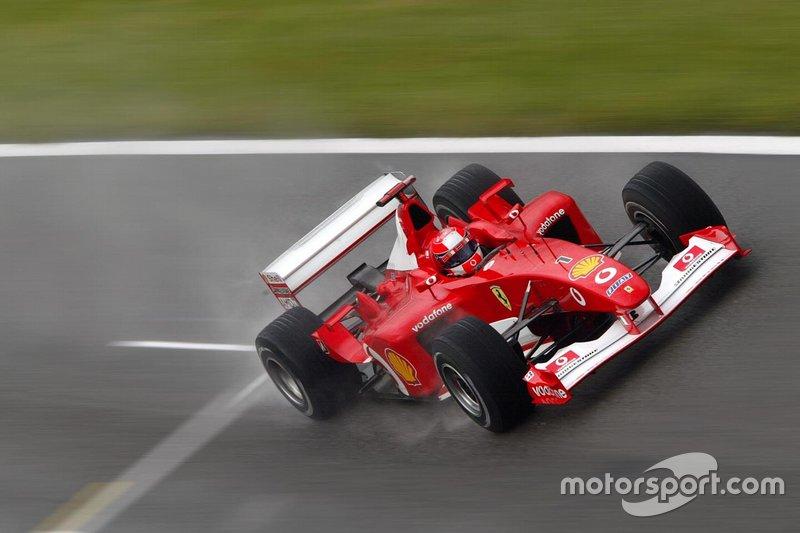 2002 Britse Grand Prix