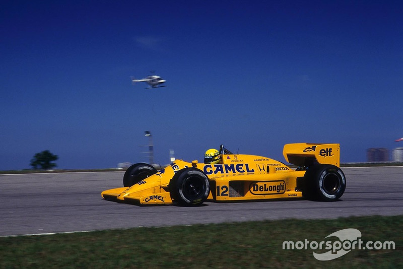 GP de Brasil 1987