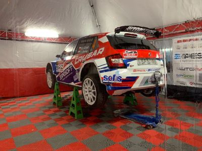 TipCars Prazsky Rallysprint