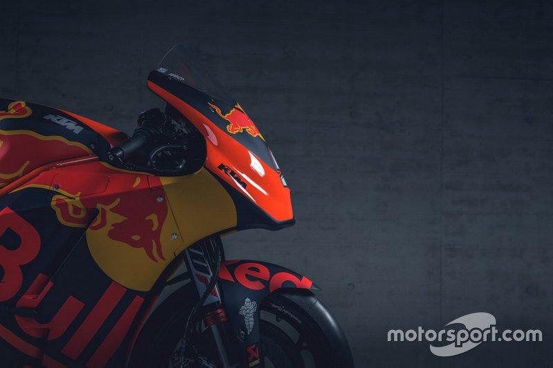 Moto Johann Zarco, Red Bull KTM Factory Racing