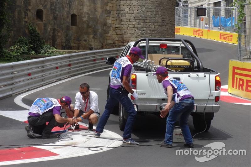 Спорядження ремонтного автомобіля
