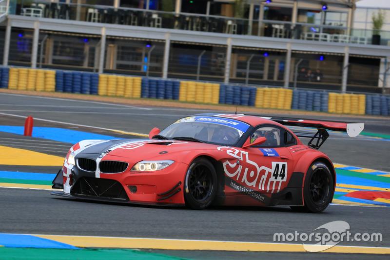 #44 DKR Engineering BMW Z4 GT3: Jan Storm, Niels Bouwhuis