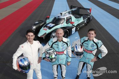 Panis-Barthez Competition drivers announcement