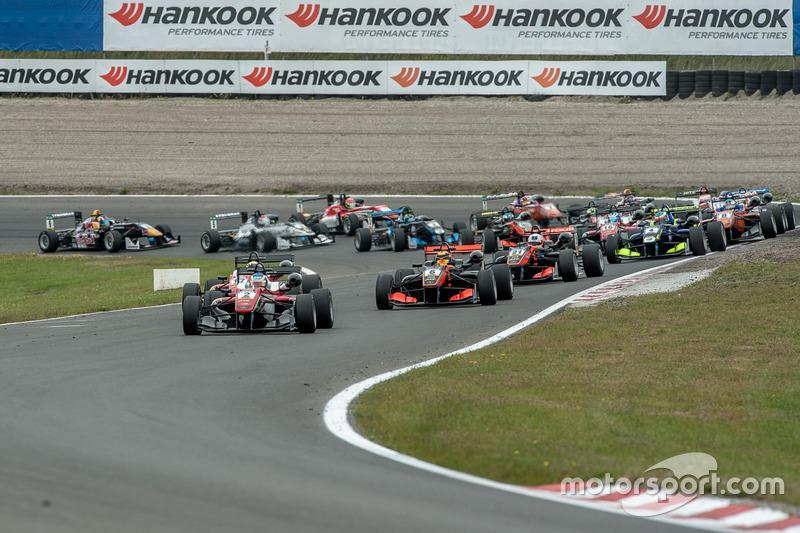 Start, Nick Cassidy, Prema Powerteam Dallara F312 – Mercedes-Benz