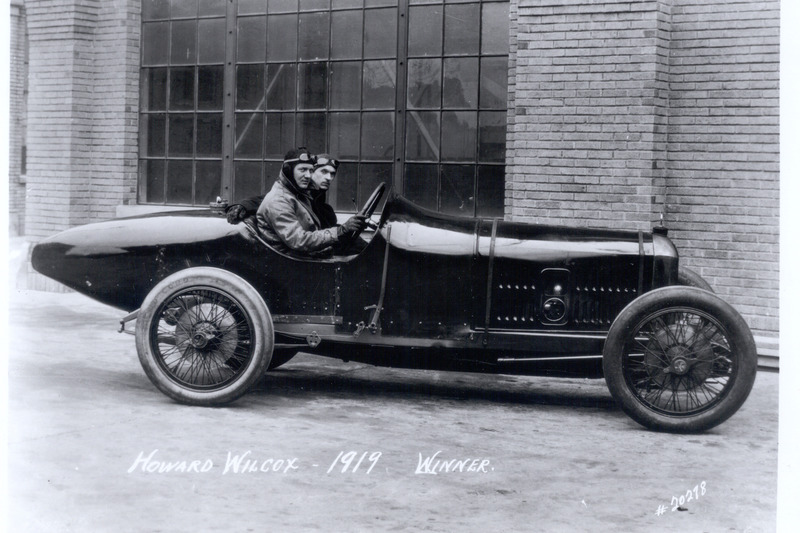 1919 - Howdy Wilcox, Premier
