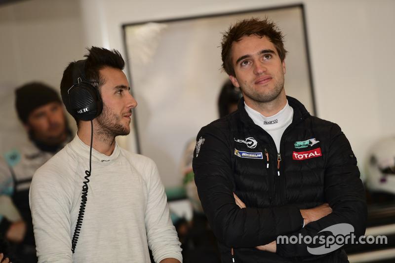 #16 Panis Barthez Competition, Ligier JSP3 - Nissan: Valentin Moineault, Simon Gachet