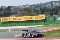 Laurens Vanthoor, Frederic Vervisch, Audi R8 LMS, Belgian Audi Club Team WRT
