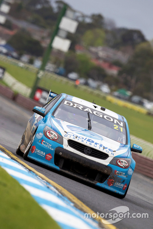 Tim Blanchard und Macauley Jones, Brad Jones Racing, Holden