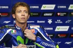 Conferencia de prensa: Valentino Rossi, Yamaha Factory Racing