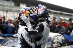Marco Wittmann und Martin Tomczyk, Schubert Motorsport