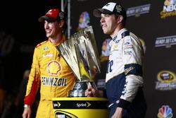 Team Penske Chase drivers: Joey Logano, Brad Keselowski