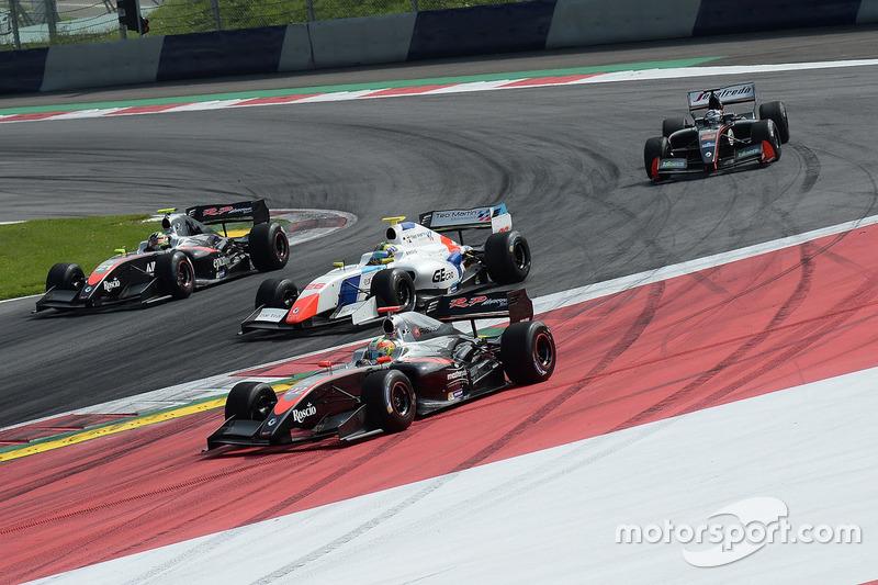 Ausritt: Vitor Baptista, RP Motorsport
