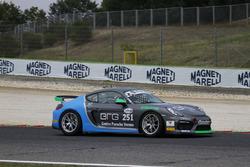 Riccardo Pera, Ebimotors, Porsche Cayman GT4