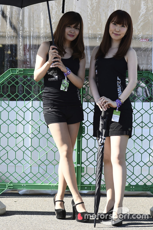 Hot Grid Girls At Japanese Gp On October 16Th, 2016-7011