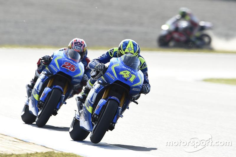 Aleix Espargaro, Team Suzuki Ecstar MotoGP